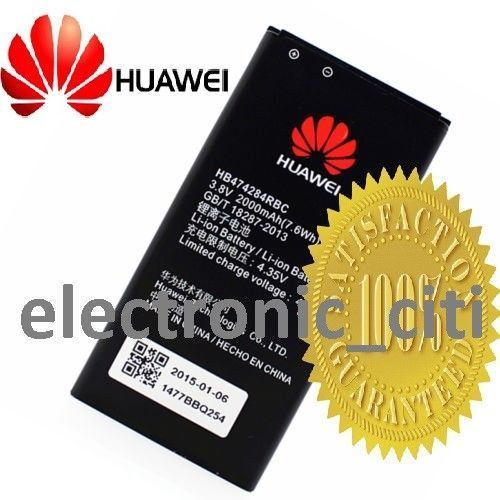ORIGINAL BATTERY FOR HUAWEI HONOR HOLLY U19 MOBILE