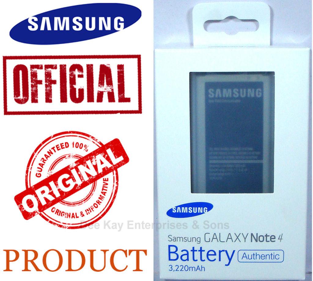 100 Original Samsung Battery Eb Bn910bbngin For Galaxy Note Baterai 3 4 N910
